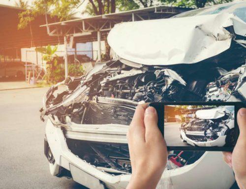Trámites a realizar ante un accidente de tráfico con lesiones
