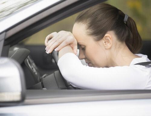 Los accidentes de tráfico siempre son un contratiempo para cualquiera